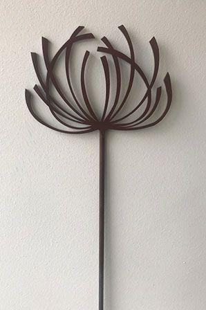 Decorative Clematis Plant Stake