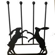 2 Pair Boot Rack - Boxing Hares