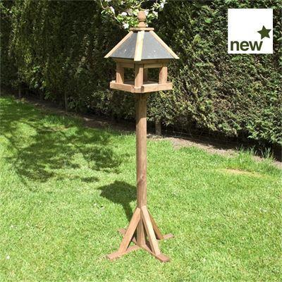 Rowlison Laverton Bird Table - Garden Shop Online UK Online Garden Centre