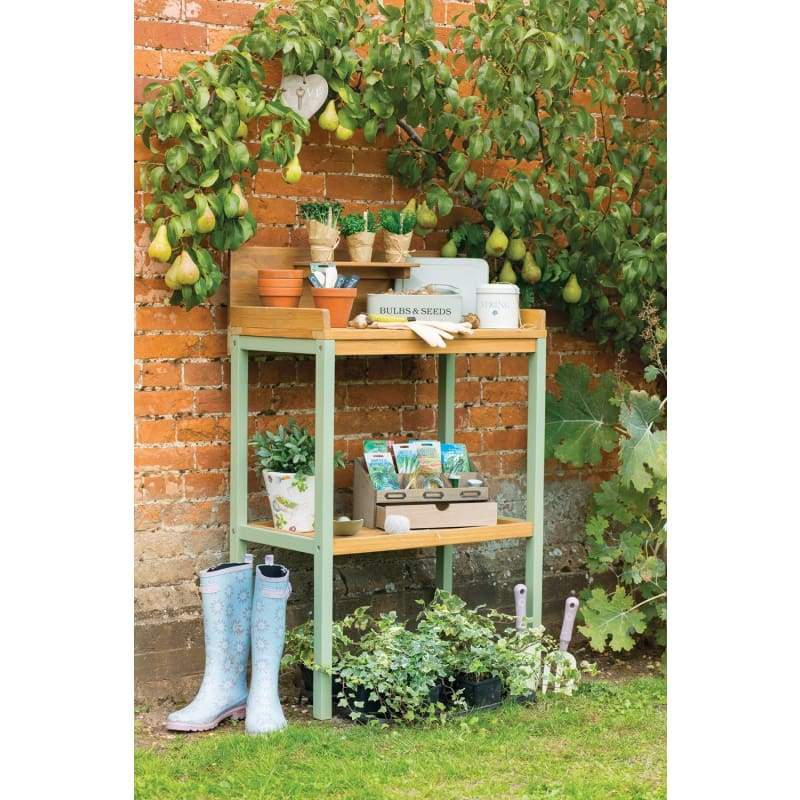 Florenity Verdi Potting Table - Potting Tables