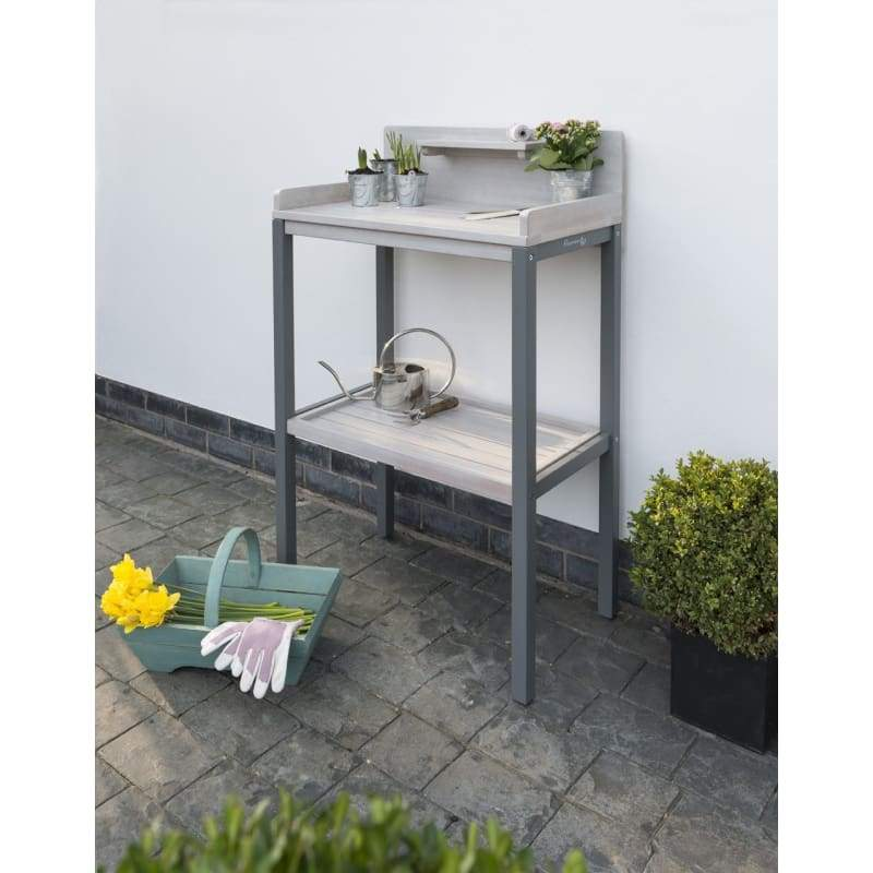 Grigio Potting Table - Potting Tables