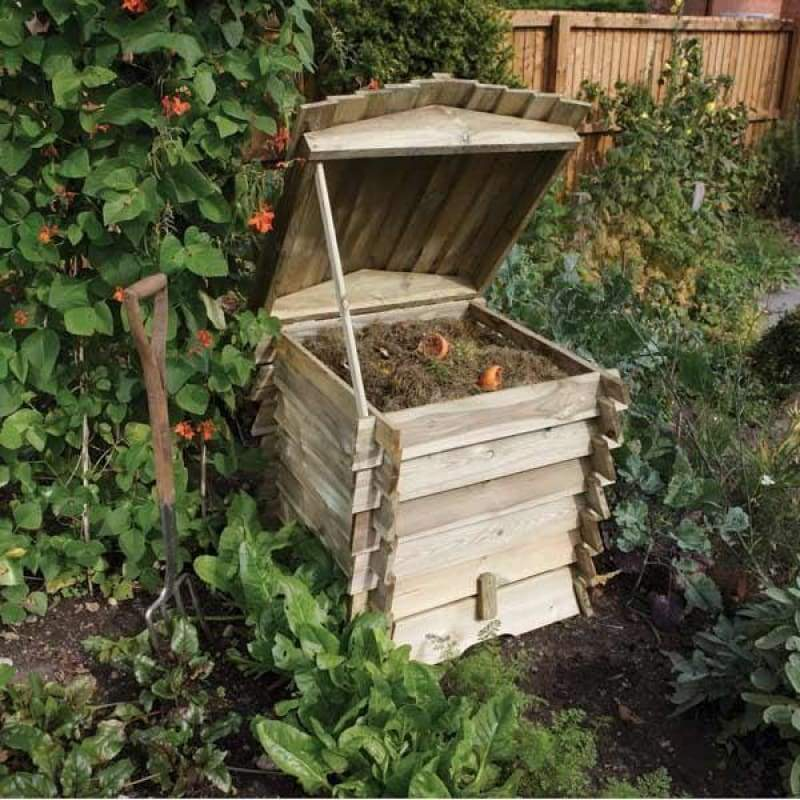 Rowlinson Beehive Composter - Compost Bins