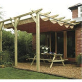 Rowlinson Sienna Wall Mounted Canopy