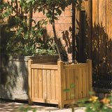 Rowlinson Square Wooden Planter