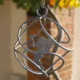 Fairy Catcher with Standing Fairy - Silver