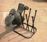 4 Pair Diagonal Boot Rack Stand - Garden Shop Online UK Online Garden Centre