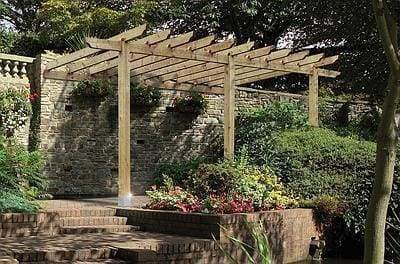 Is There Enough Space For A Pergola In My Small Garden