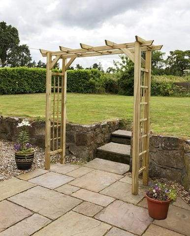 Budget Garden Furniture Arch