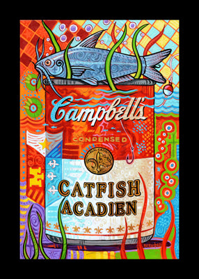 Campbell's Soup Catfish Acadien