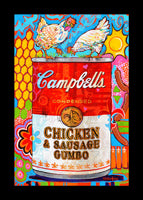 Campbell's Soup Chicken and Sausage Gumbo