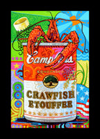 Campbell's Soup Crawfish Étouffée