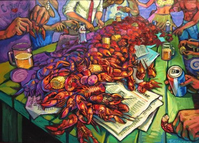 Crawfish Berl