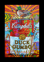 Campbell's Soup Duck Gumbo