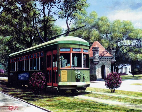 Streetcar at Audubon Place BT