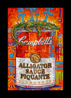 Campbell's Soup Alligator Sauce Picquante