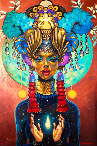 Reclaiming the Goddess Within
