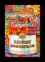 Campbell's Soup Redfish Courtbilion