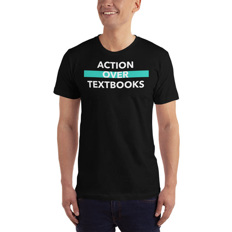 Action /over/ Texbooks T-Shirt