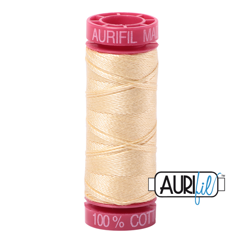 Aurifil 12 wt thread - #2105 50m - What Saysie Makes