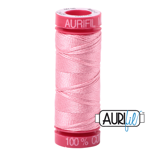Aurifil 12 wt thread - #2425 50m - What Saysie Makes