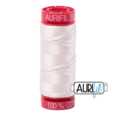 Aurifil 12 wt thread - #2311 50m - What Saysie Makes