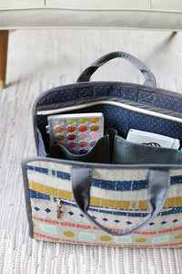 Makers Tote - Noodlehead Pattern