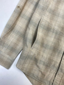 Original Fake flannel fits S/M