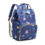 Diaper Bag Ultra Premium Version - Pegasus,Starry Sky