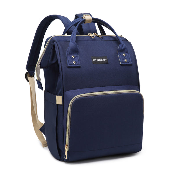 Diaper Bag Basic Edition - Navy Blue