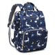 Diaper Bag - Unicorn Blue-Style2