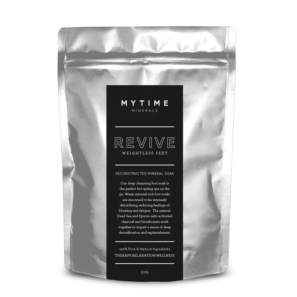 REVIVE Weightless Foot Soak
