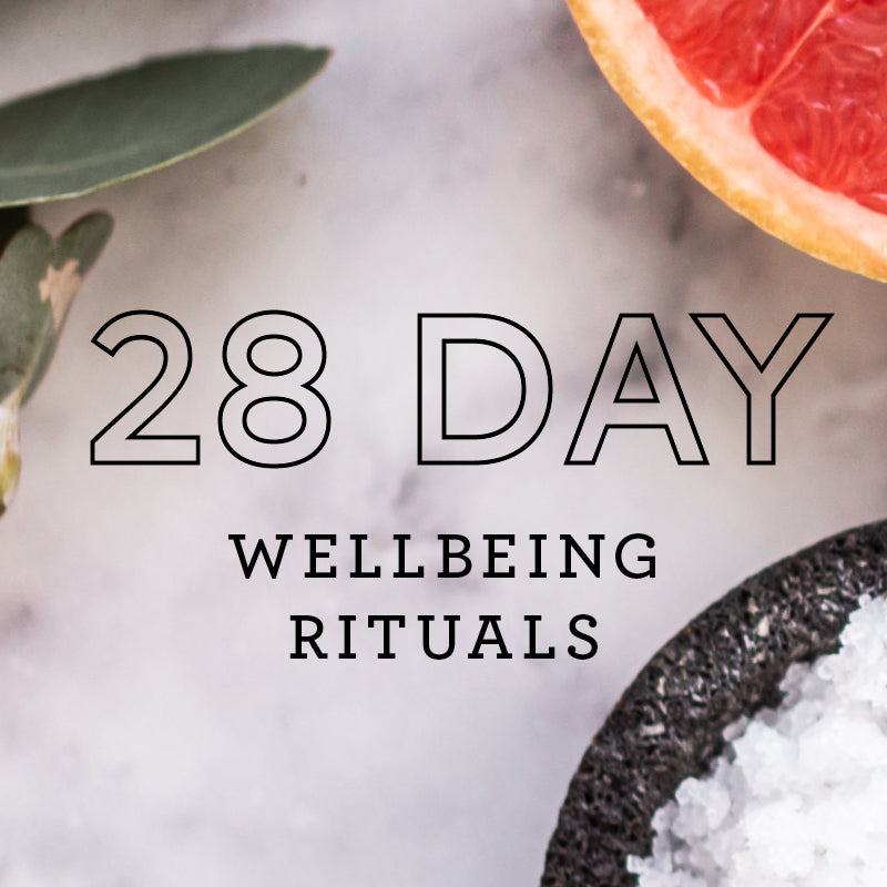 28 Day Wellbeing Rituals