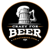 Crazy4Beer Stickers