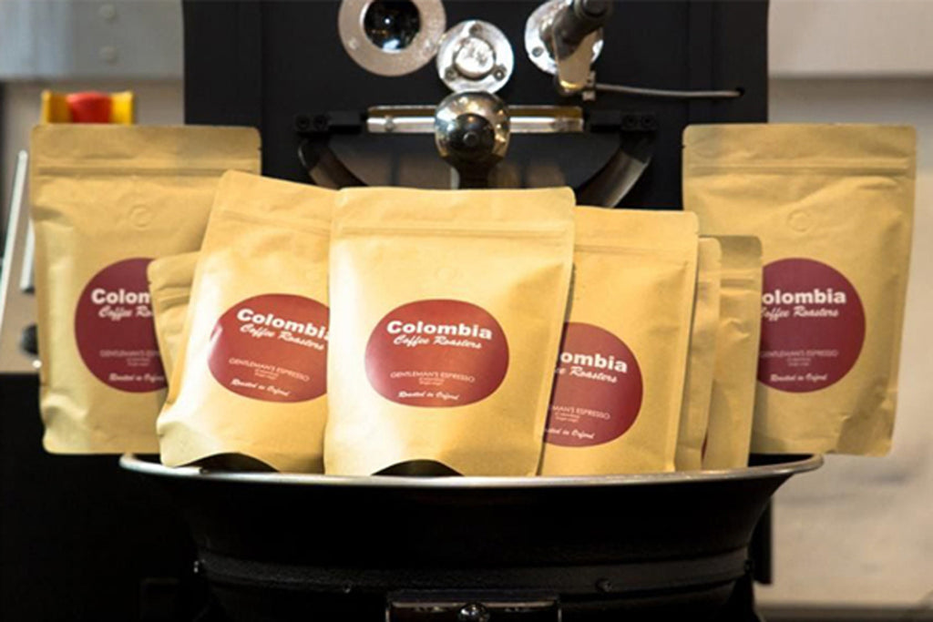Gentleman's Espresso Roasted Coffee