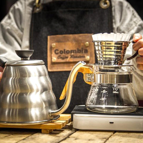 Exploring Coffee Brewing Methods