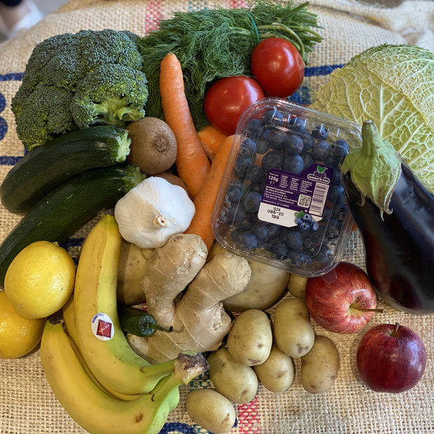 4 Kg Fruit and Veg Box