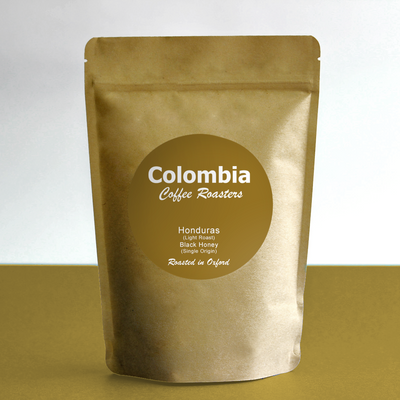 GUEST COFFEE HONDURAS <br> (BLACK HONEY)