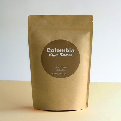 GUEST COFFEE AMAZONAS PERU <br> (FULLY WASHED)