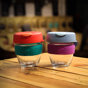 KeepCup Clear Plastic