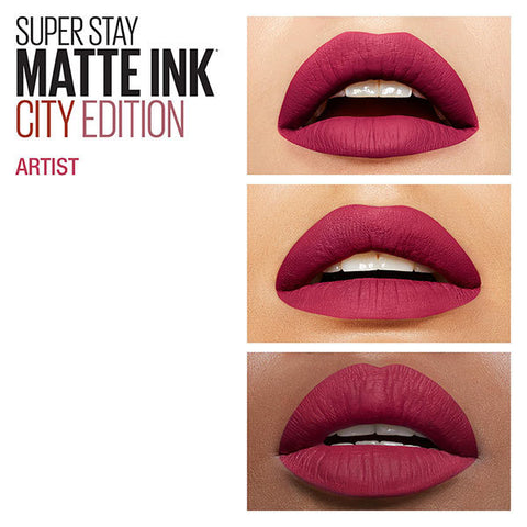 SuperStay Matte Ink Liquid Lipstick - 120 Artist