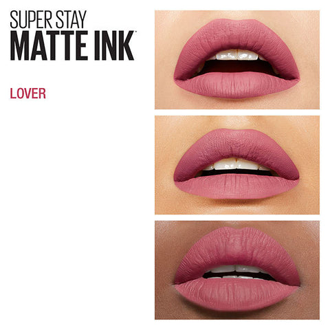 Maybelline SuperStay Matte Ink Liquid Lipstick- 15 Lover