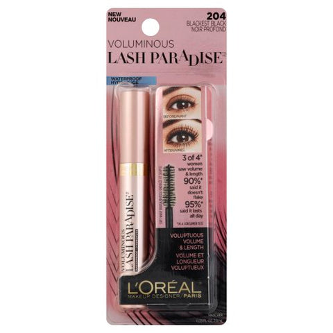 Voluminous Lash Paradise Mascara - Waterproof