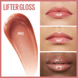Lifter Gloss With Hyaluronic Acid - 009 Topaz