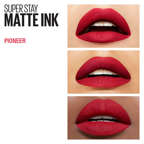 Maybelline SuperStay Matte Ink Liquid Lipstick- 20 Pioneer