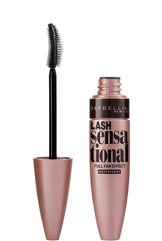Lash Sensational Waterproof Mascara- 257 Very Black