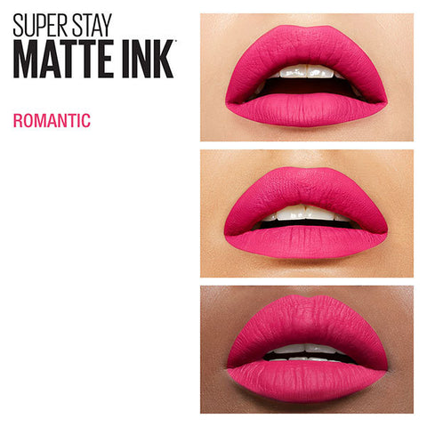 SuperStay Matte Ink Liquid Lipstick- 30 Romantic
