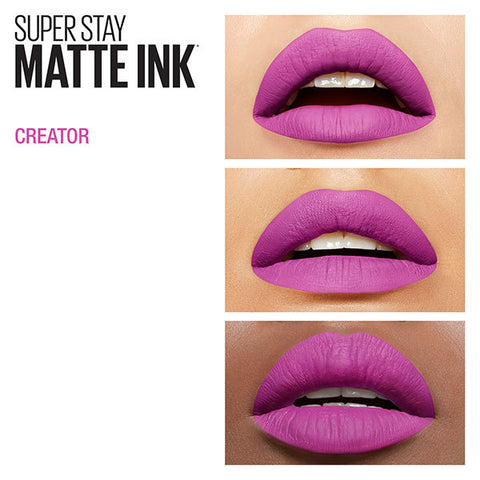 SuperStay Matte Ink Liquid Lipstick- 35 Creator