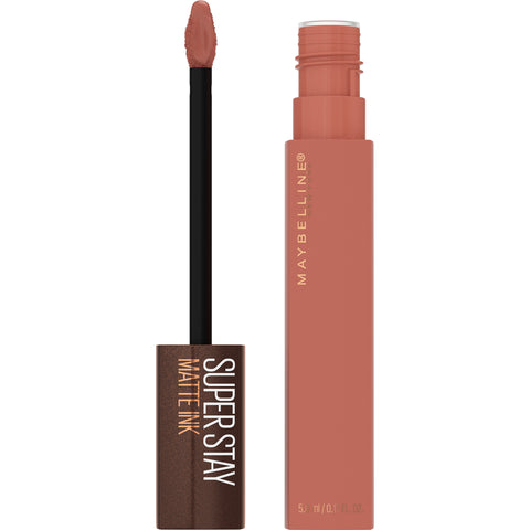 Maybelline  SuperStay Matte Ink Liquid Lipstick, Coffee Edition - 260 Hazelnut Hypnotizer