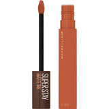 SuperStay Matte Ink Liquid Lipstick, Coffee Edition - 265 Caramel Collector
