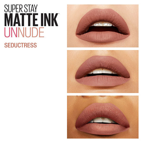 SUPERSTAY MATTE INK LIQUID LIPSTICK- 65 SEDUCTRESS